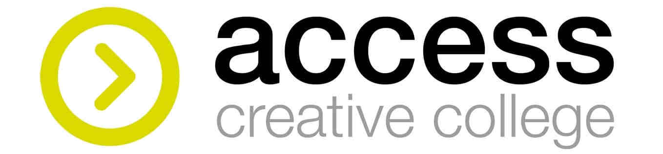 Access Creative College logo