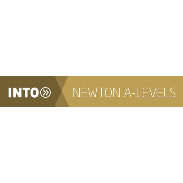 INTO UEA Newton A-level Programme logo